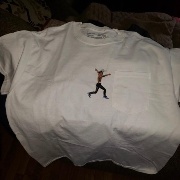ec3a08badec7 Off-White Shirts | Travis Scott X Virgil Abloh Offwhite By A Thread ...
